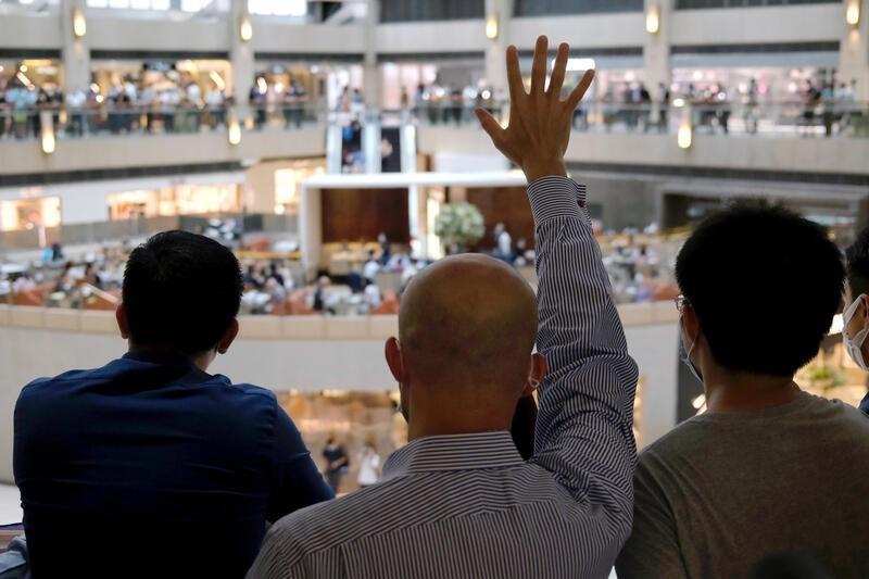 China media bristles at U.S. moves on Hong Kong over national security push 7