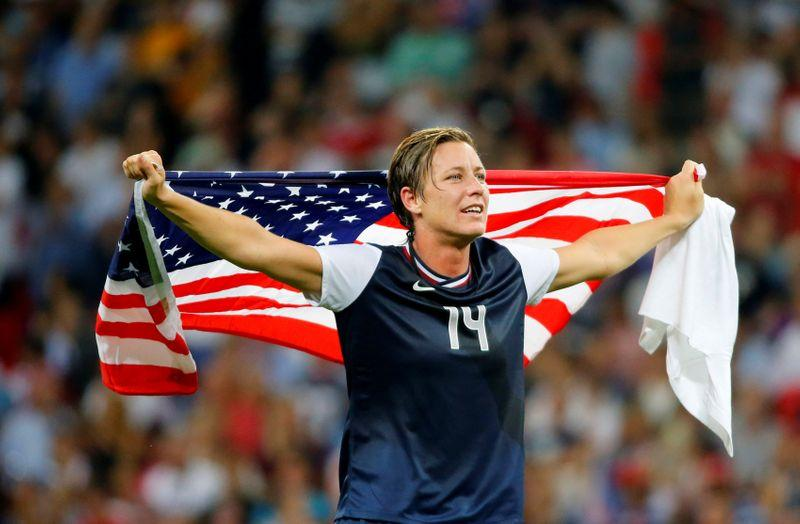 On this day: Born June 2, 1980: Abby Wambach, American soccer player