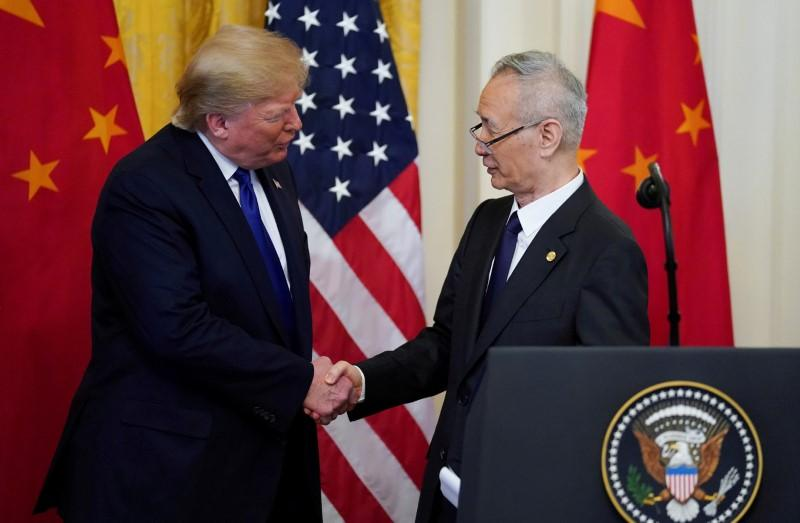 'Lemon' or not, Trump stuck with Phase 1 China trade deal for now