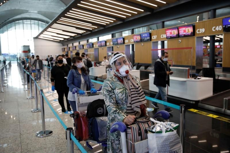 Global airport group says pandemic safety rules to lengthen pre-departure waits