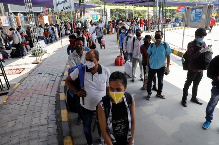 India's top bureaucrats hit by coronavirus as cases spike