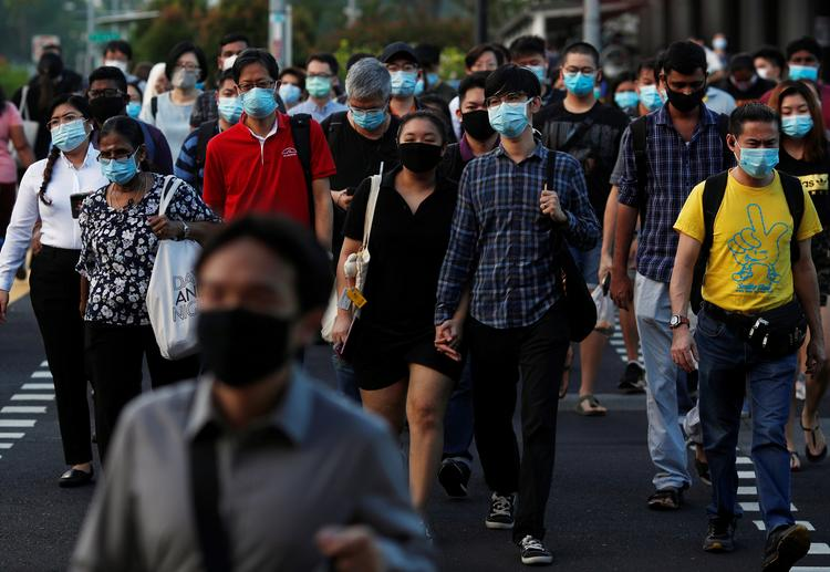Singapore plans wearable virus-tracing device for all