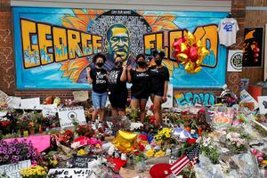 Outrage across America over George Floyd's death