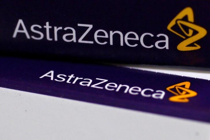 AstraZeneca blood cancer drug shows signs of helping COVID-19 patients