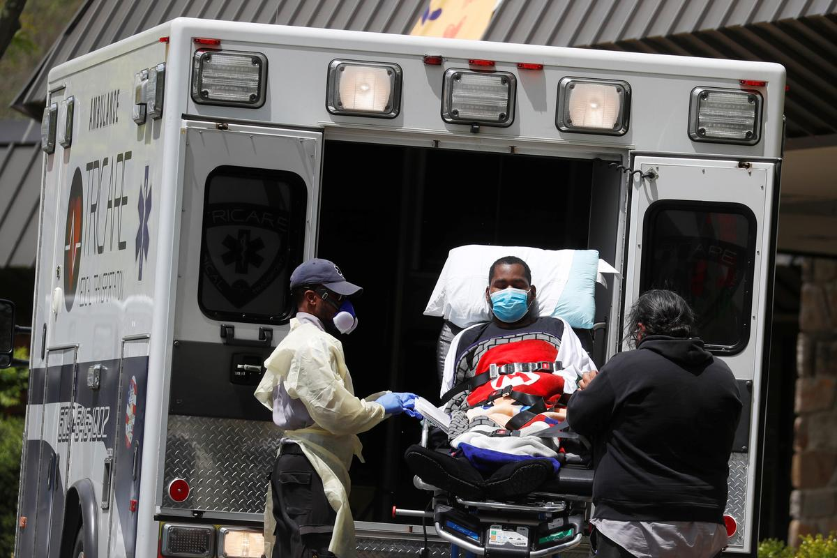 Special Report: Pandemic exposes systemic staffing problems at U.S. nursing homes