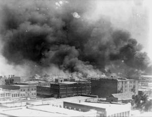 The Tulsa race massacre of 1921
