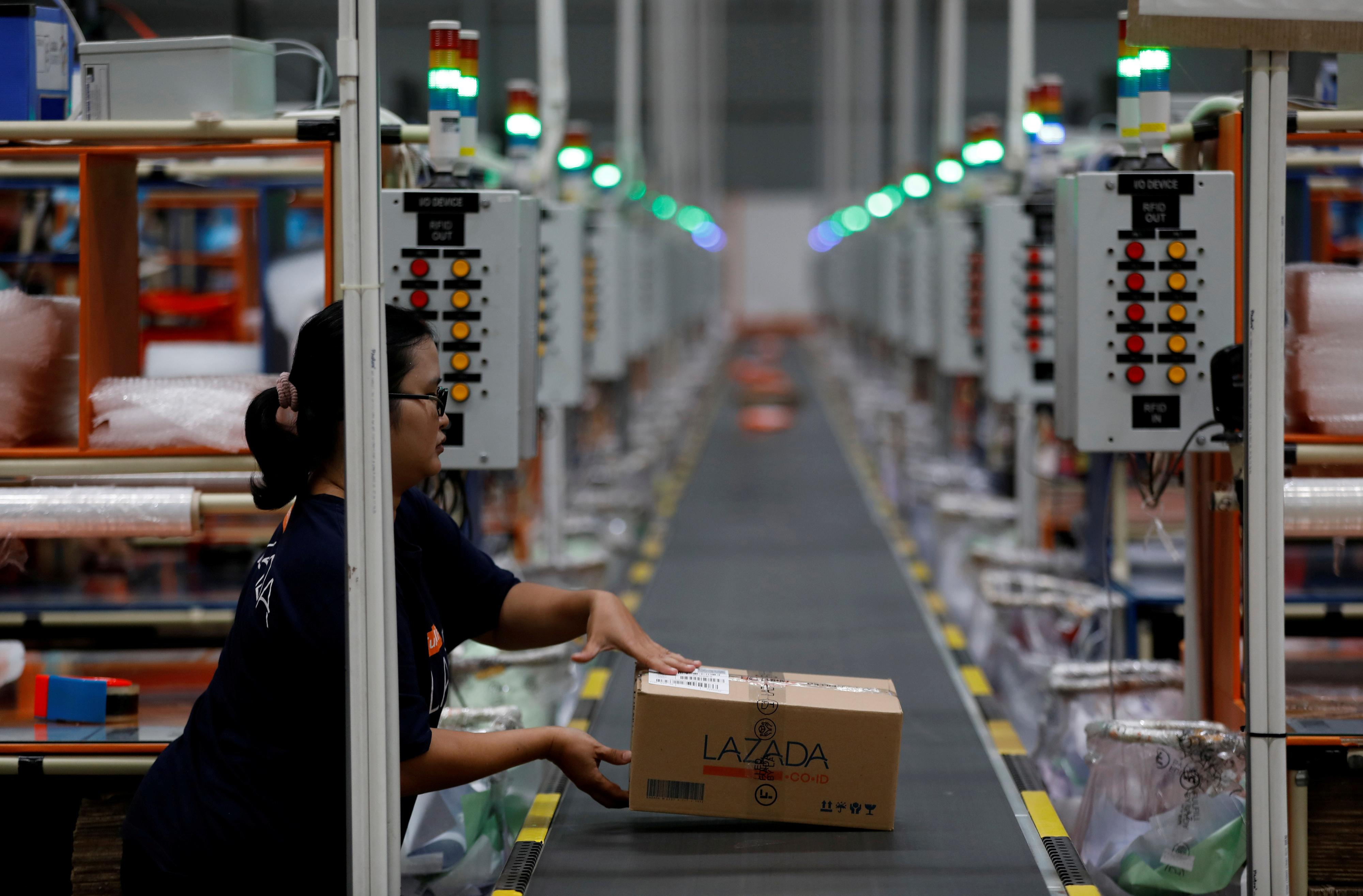 Lazada, Alibaba's Southeast Asian arm, appoints its third CEO in three years