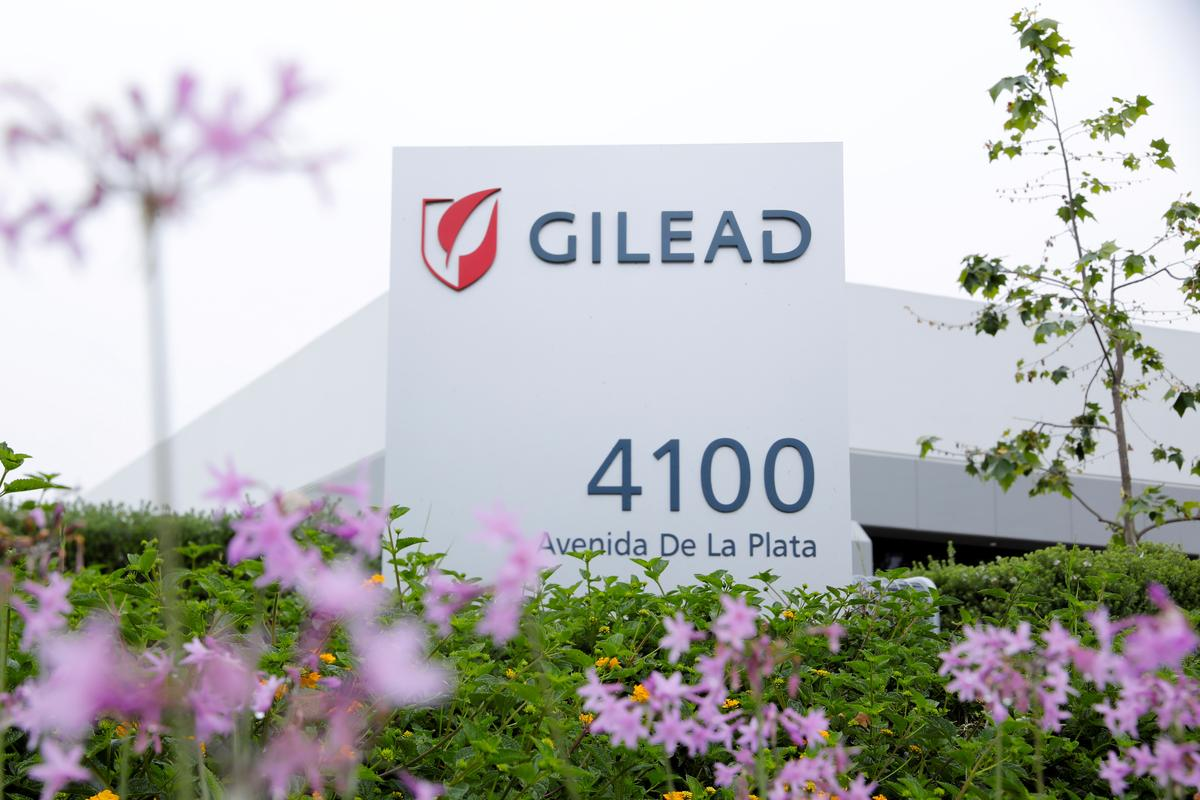 Gilead prices COVID-19 drug candidate remdesivir at $2,340 per patient