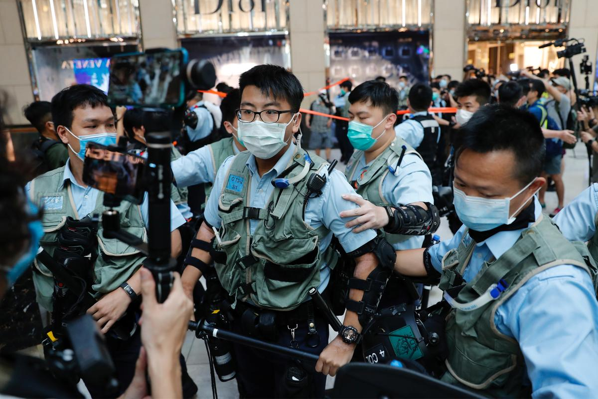 China Passes Sweeping Security Laws for Hong Kong, Ushering In Authoritarian Era