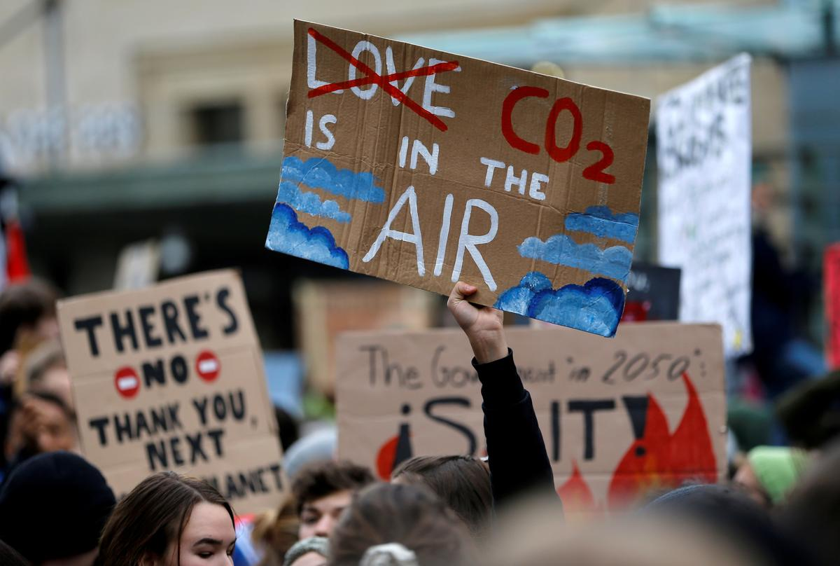 Climate battles are moving into the courtroom, and lawyers are getting creative