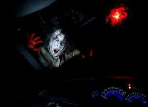 Tokyo scare squad offers drive-in horror shows amid coronavirus fears
