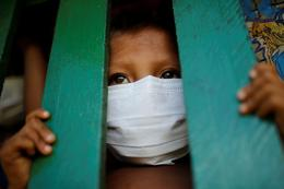 Isolated Amazon tribe fears coronavirus infection