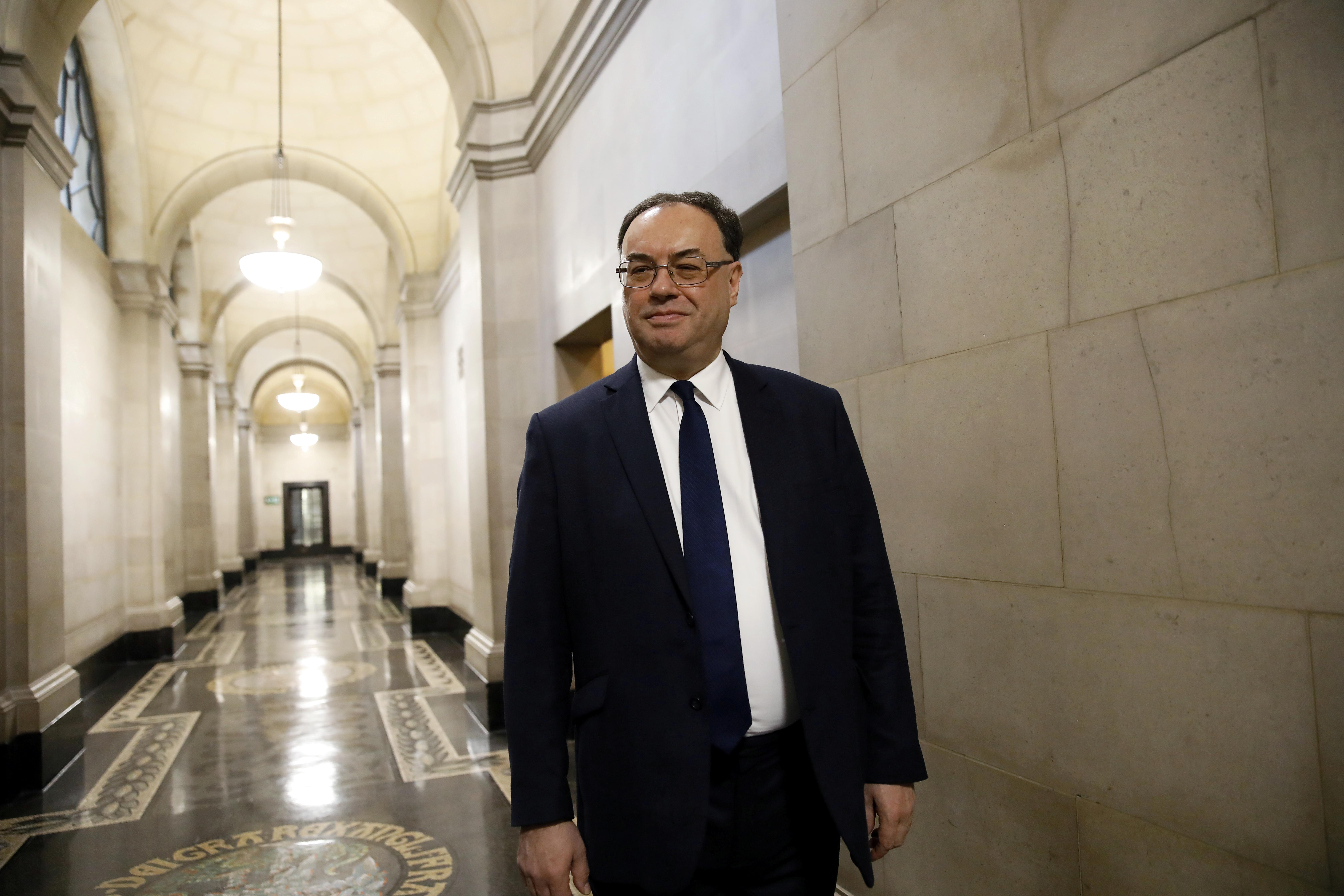 BoE's Bailey to make rare address to Conservative lawmakers