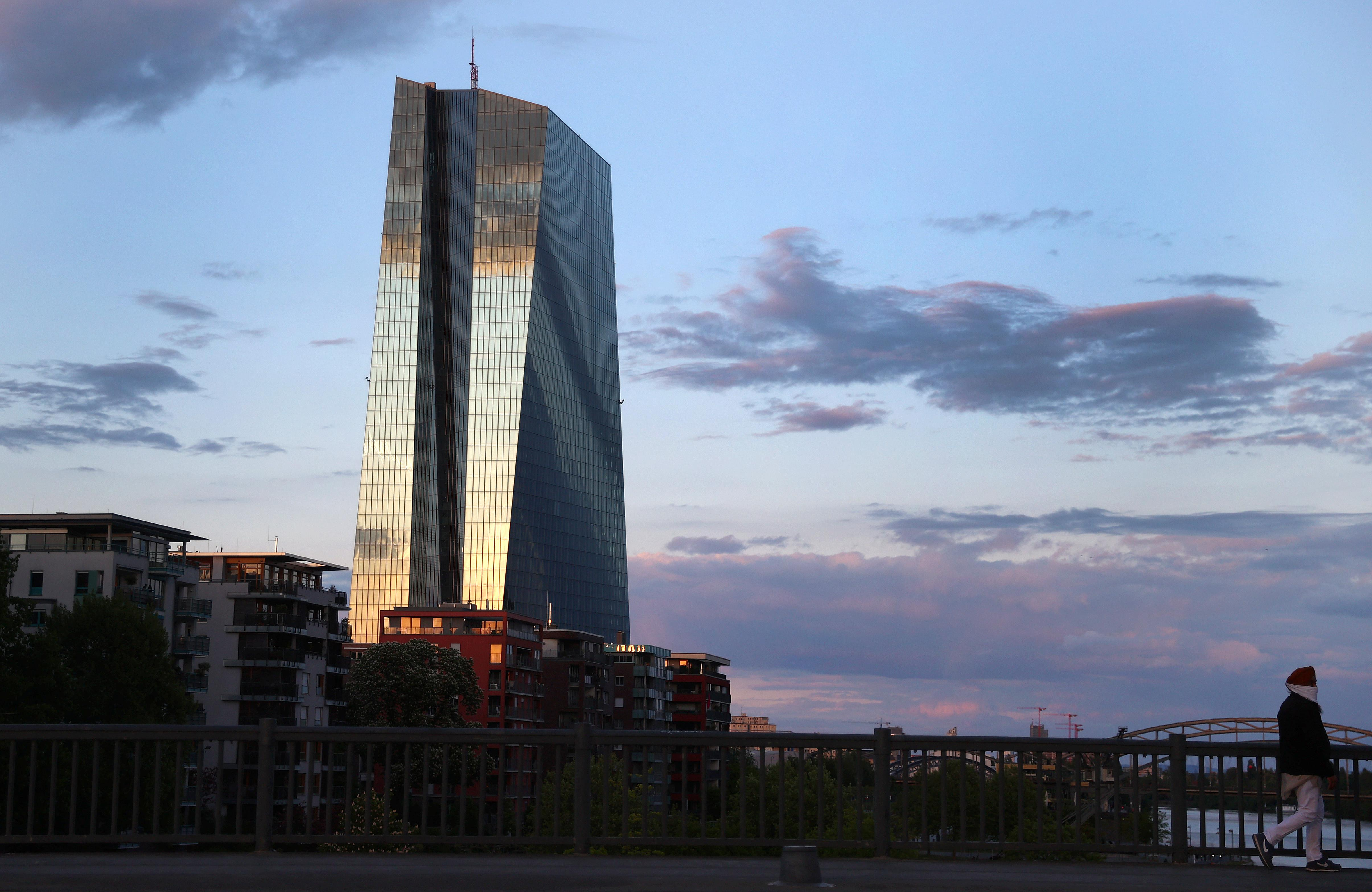 ECB suffers rare loss in EU court