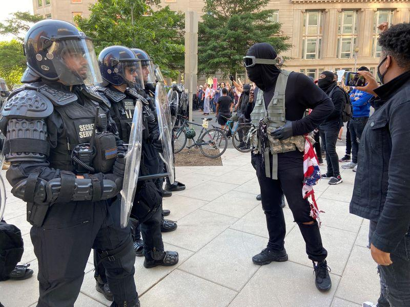 Brandon del Pozo: Why the U.S. protests against police brutality...