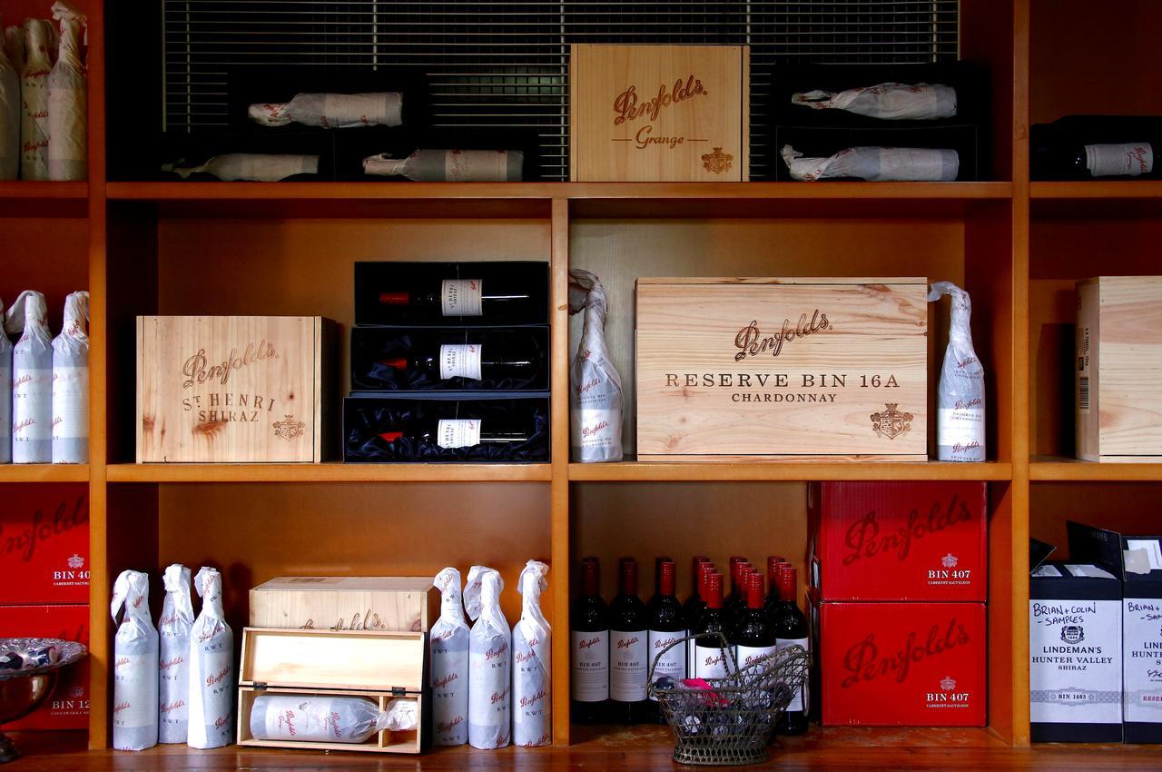 Australia S Treasury Wine Issues Profit Warning As Virus Hits Demand Reuters