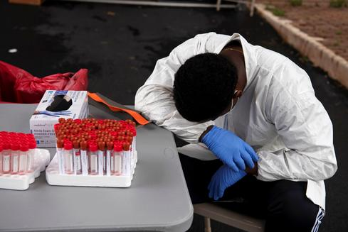 Inside hard-hit Houston as coronavirus cases surge