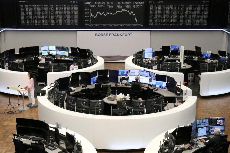Borse Europa in rialzo su scia dati Istat, persistono timori virus