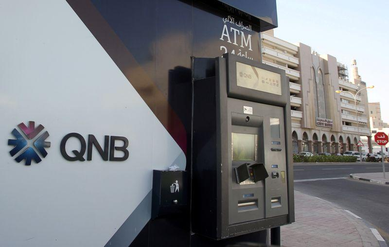 QNB's second-quarter profit falls after sharp rise in loan provisions
