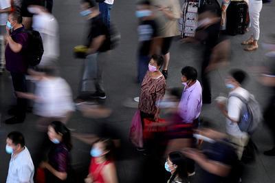中国本土、新型コロナ新規感染者は8人 北京は7日連続ゼロ