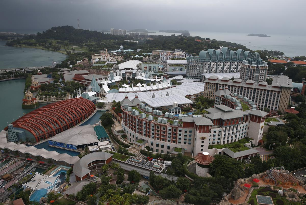 Genting Singapore's Resorts World Sentosa lays off staff