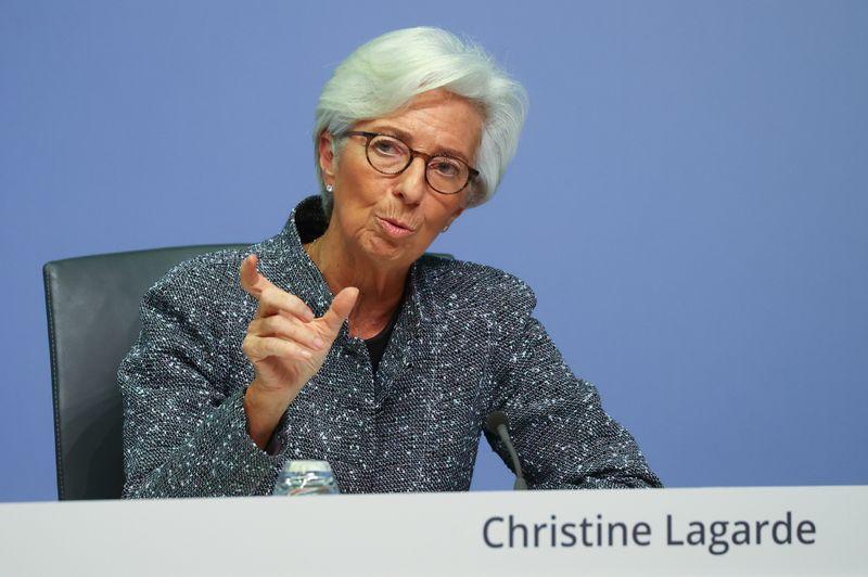 Zona euro ha ancora bisogno di politica monetaria espansiva - Lagarde