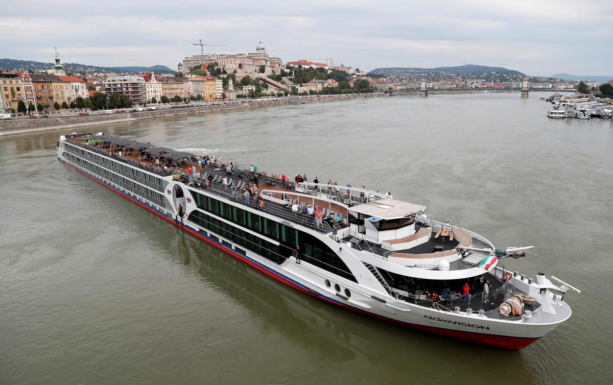 Cruise ships return to Danube with strict safety rules on board
