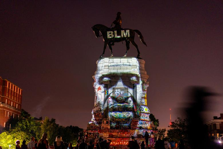 Black Museum Wants to Melt Charlottesville's Robert E. Lee Statue to Create New Art