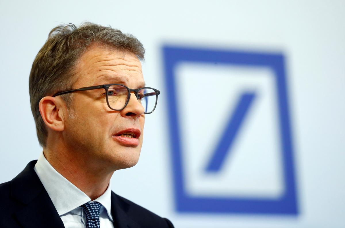 Deutsche Bank tightens fossil fuel lending policies - Reuters India