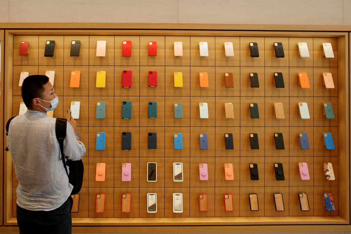 Apple delivers blowout earnings strong iPhone revenue despite COVID-19 – Reuters