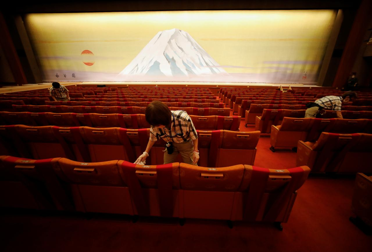 Theatre In Japan Resumes Operation After COVID-19 Pause
