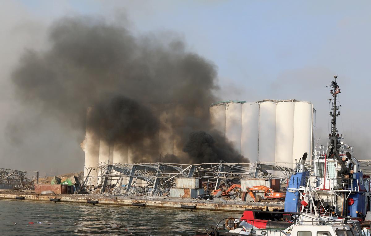 Iran ready to help Lebanon after deadly Beirut blast -Zarif tweets