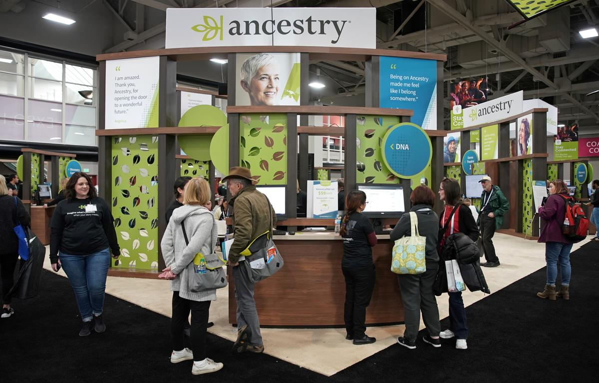 Blackstone to acquire Ancestry.com for $4.7 billion