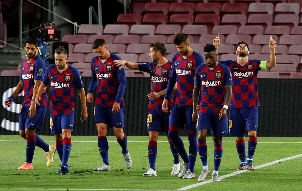 Barca Back Themselves Against Bayern Despite Nervy Path To