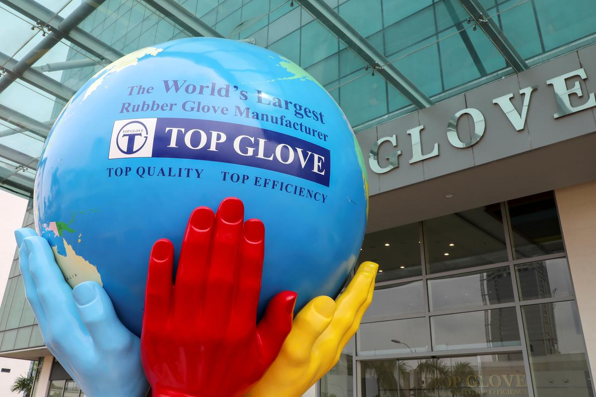 Racing to reverse U.S. ban, Malaysia's Top Glove improves workers' housing