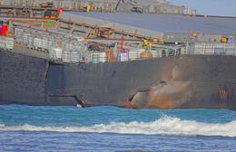 Oil spill devastates Mauritius after Japanese tanker runs aground