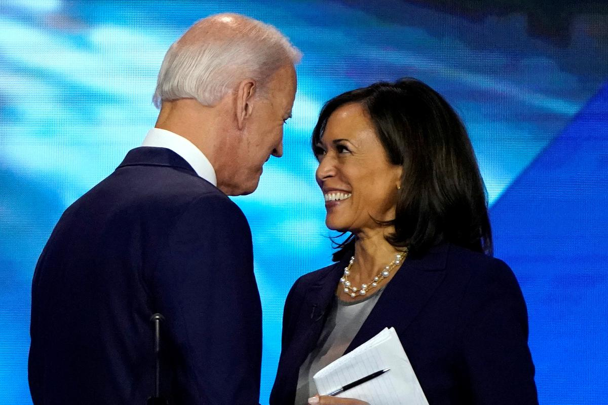 Biden campaign raises $48 million in 48 hours after naming Kamala Harris as VP choice – Reuters