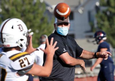 Football returns to Utah high school field amid pandemic
