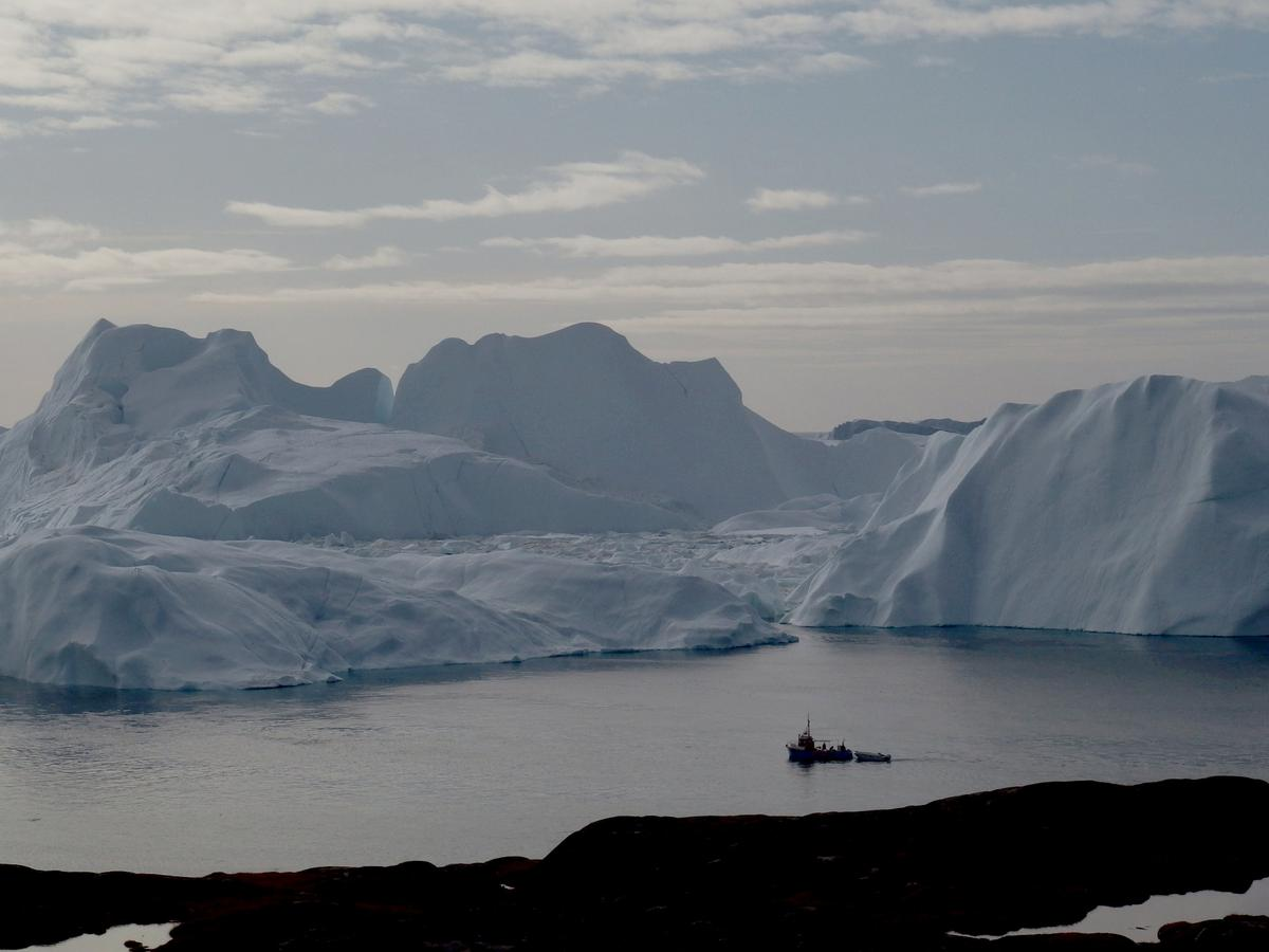 'Canary in the coal mine': Greenland ice has shrunk beyond return, study finds - Reuters