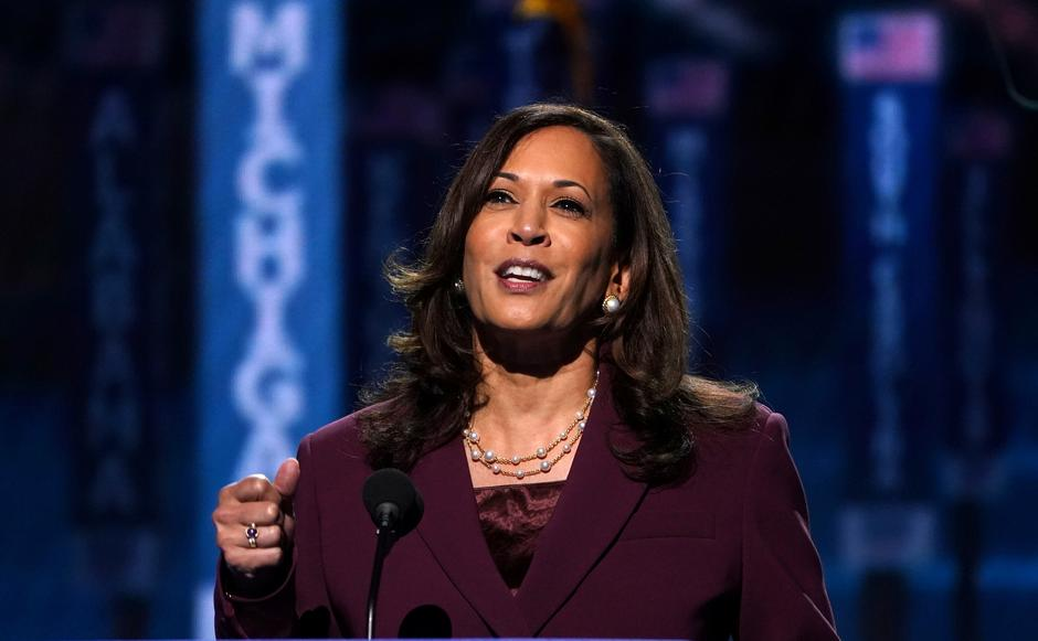 WATCH: Kamala Harris' Full Speech at the 2020 Democratic National Convention