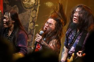 Chinese metal bands turn up the volume as live venues reopen