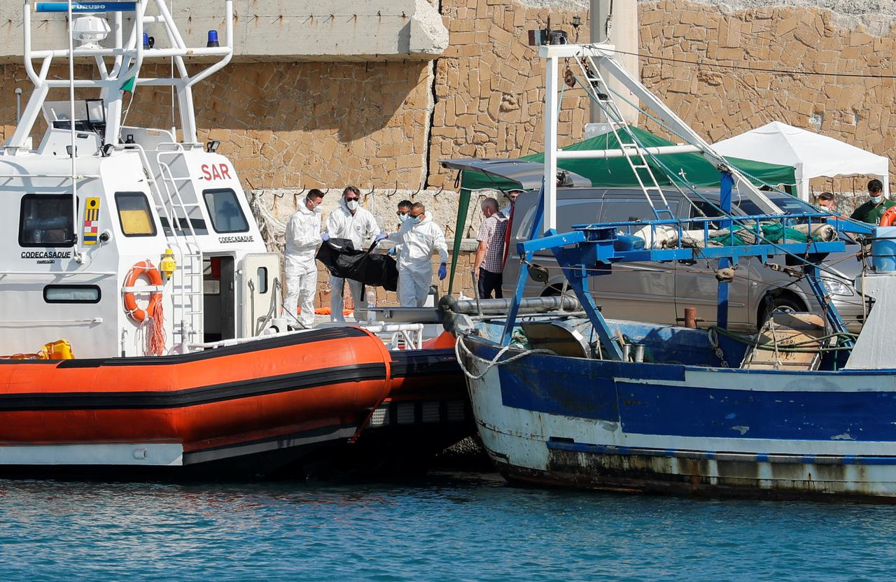 At Least Three Migrants Die as Boat Catches Fire Off Italy's Southern Coast