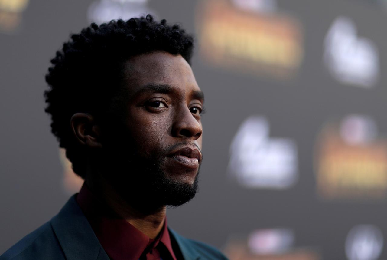 "Chadwick Boseman's Wife and ""Black Panther"" Co-Stars Attend Private Memorial in California"