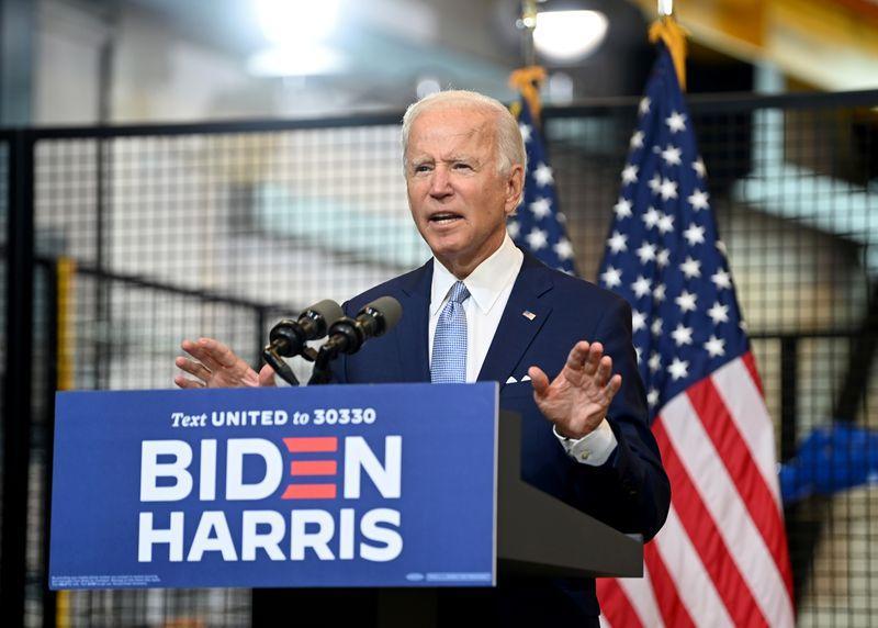 Biden  - cover