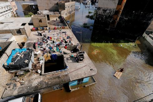 Senegal town submerged after 'exceptional' rain