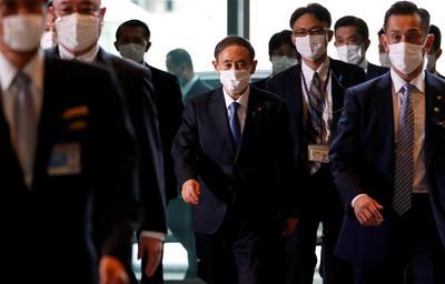 Yoshihide Suga becomes Japan's new PM
