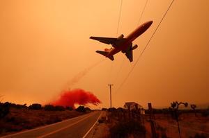 Devastating wildfires ravage West Coast