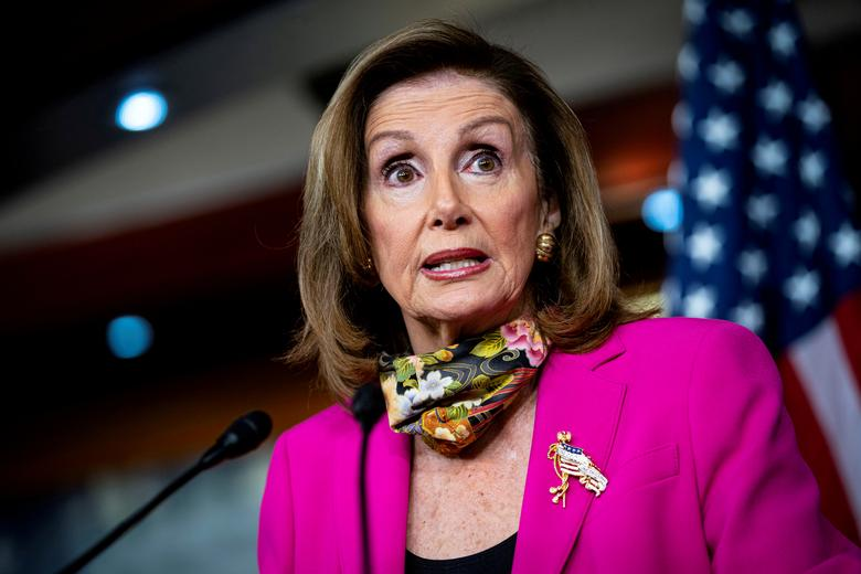 Nancy Pelosi Stalls Democrats' 'Court-Packing Bill' on House Floor