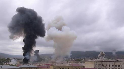 Civilians caught in deadly Armenian-Azeri crossfire