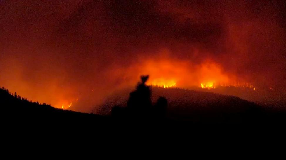 Colorado's CalWood and Cameron Peak Fires Force Thousands to Flee Homes